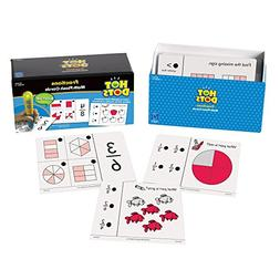 Hot Dots Flash Cards - More Addition