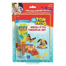 Educational Insights Hot Dots Jr. Let's Learn the Alphabet I
