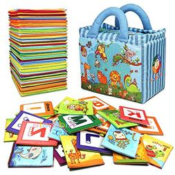 Baby Early Learning Toys For Children 26PCS Alphabet&Letters