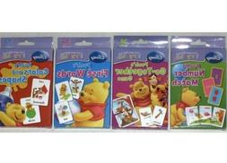 Disney Early Skills Flash Cards Winnie The Pooh's 1st Number