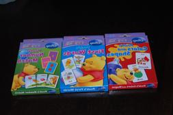 Disney Early Skills With Pooh - Numbers,Color &Shapes,First