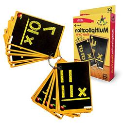 education multiplication flash cards