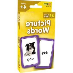 Edupress Picture Words Flash Cards, 56 Cards