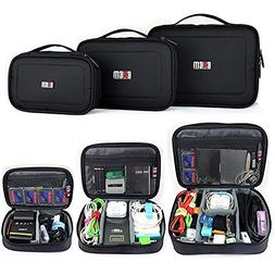 3 in 1 BUBM Travel Electronic Organizer Gadgets Electronics
