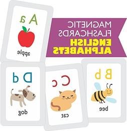 MFM TOYS English Alphabets Flashcards