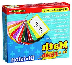 Edupress EP-2433 Math in a Flash Color-Coded Division Flash