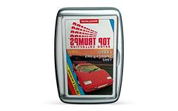 Exotic Sports Cars - 1992! Retro Top Trumps Card Game - A gr