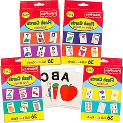 Fisher-Price Preschool Flashcards for Toddlers Kids Learning