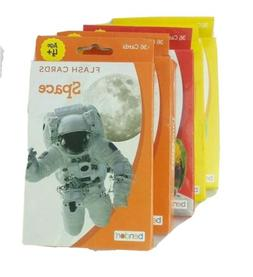 Bendon Flash Cards 36 Cards Each Various Topic Time Money An
