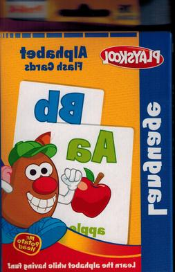 flash cards alphabet prek k
