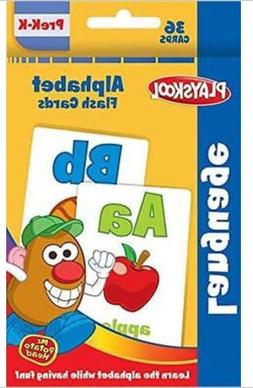 Playskool Flash Cards  Alphabet