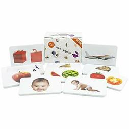 hungry brain Flash Cards for kids package of 1 set