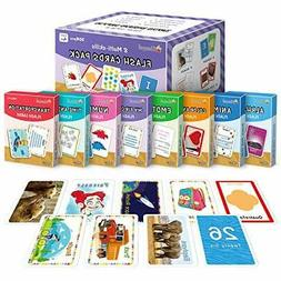 Flash Cards for Toddlers Age 2-4 Years Old