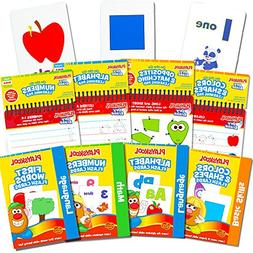Playskool Flash Cards and Learning Pad Super Set -- 4 Flashc