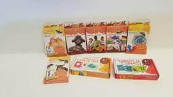 Flash Cards Set Bendon Set of 8 Flags Cultures Presidents Co