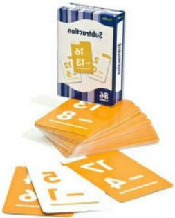 Flash Kids Flash Cards: Subtraction  by Flash Kids