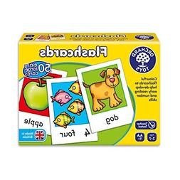 Orchard Toys Flashcards - Early Reading And Number