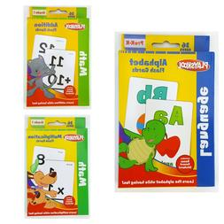 Playskool FLASHCARDS Choose from Multiplication, Addition, A