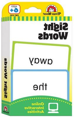 Constructive Playthings 4165 Flashcards - Sight Words