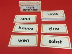 Fry's Second Hundred Words - Reading - Fry Sight Word Flash