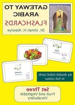 Gateway to Arabic Flashcards Set Three: Fruit and Vegetable
