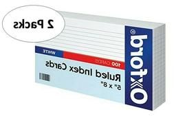 Oxford® Index Cards
