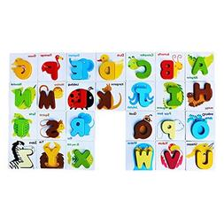 intelligent toys wooden early education