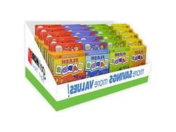 Jumbo Flash Cards 44 Per Countertop Display - PDQ - Case of