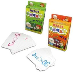 Jumbo Math Flash Cards  - Product Description - Jumbo Flash