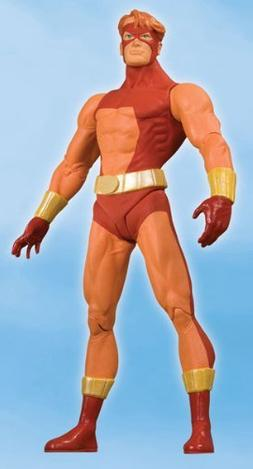 Justice League of America Series 3 Geo-Force Action Figure