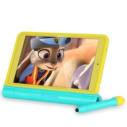 Dragon Touch K8 8 inch Kids Tablet, Kidoz Pre-Installed with