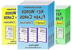 key words flash card collections