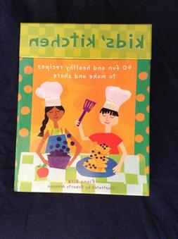 Kid's Kitchen by Fiona Bird and Barefoot Books