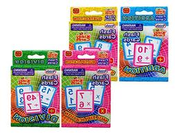 Kiddy Cards Learning Math Flash Cards Addition Subtraction M