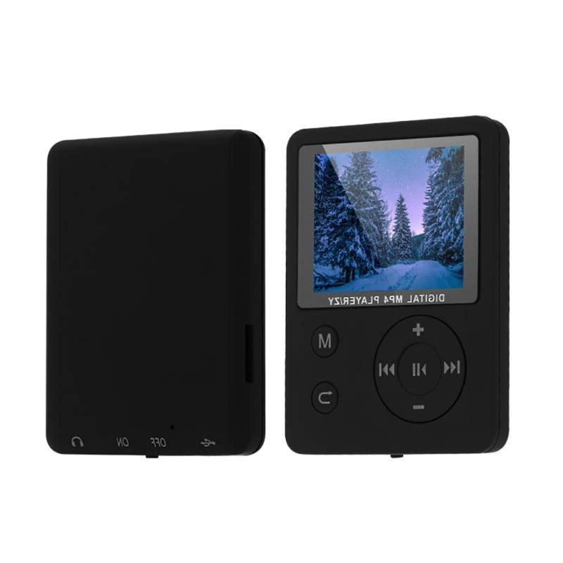 "1.8"" Screen MP4 Player Support 32G TF <font><b>Card</b></font> Portable MP4 Video Player FM Walkman"