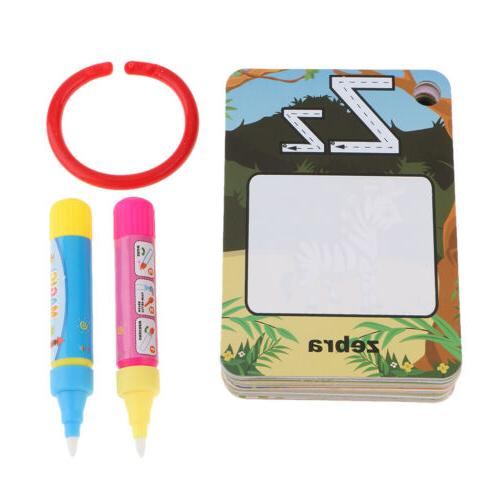 2 Set Drawing Flash Educational Toy Baby