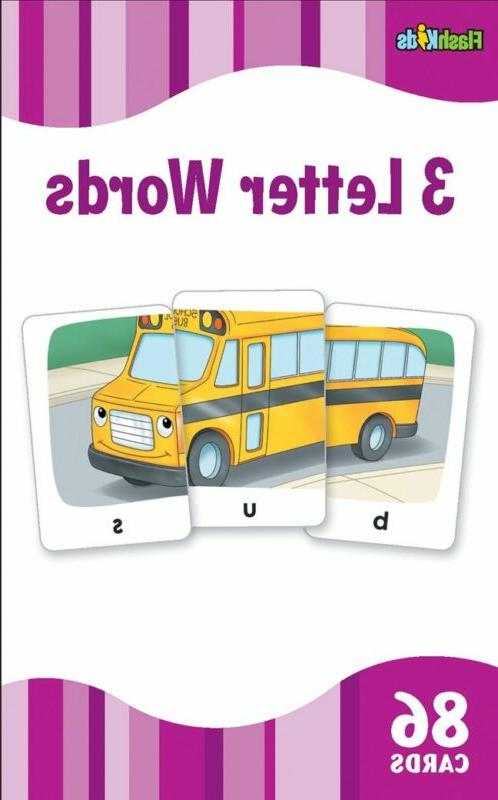 3 Letter Words  Age Range 5 - 6 years Learning Tools