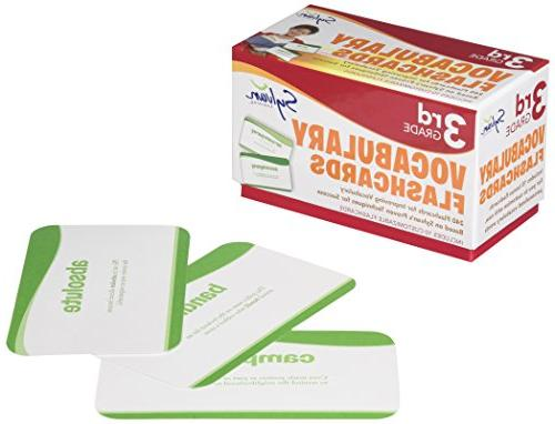 3rd Grade Flashcards: 240 Flashcards for Vocabulary Based Proven