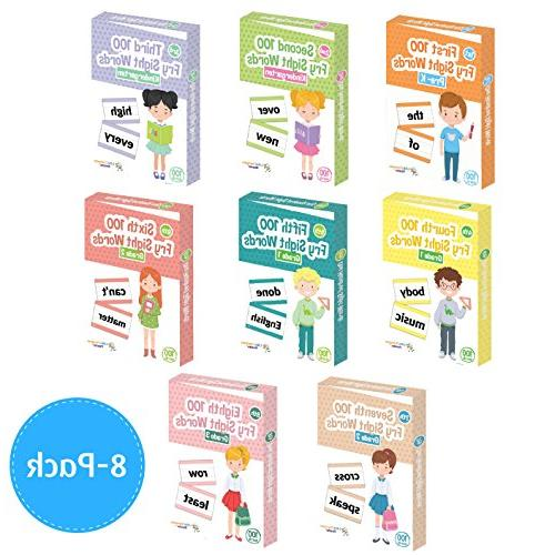 Little Champion Reader 800 Sight Word Flashcards