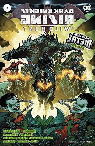 DARK KNIGHTS RISING THE WILD HUNT #1 RELEASE DATE 2/14/2018