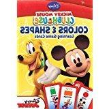 Disney Mickey Mouse Flash . Colors & and & Learning Cards