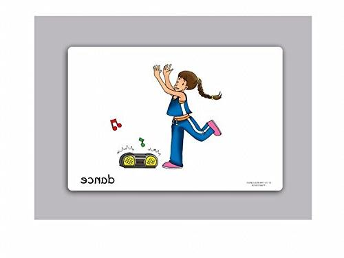 Action Words Verbs Flashcards Cards Verb 2