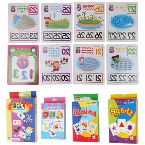 Brighter Child Flash Cards First Alphabets Learning