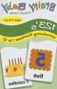 Brainy Baby 123s Picture Flash Cards