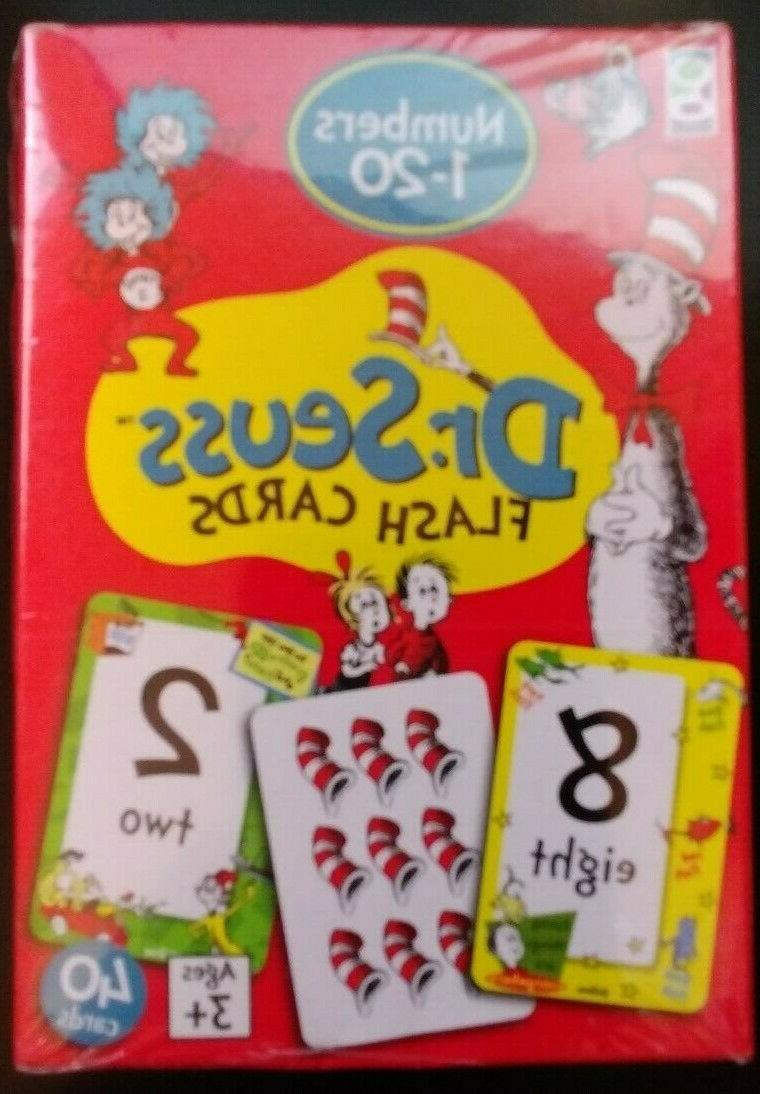Dr. Seuss Numbers, Shapes & and ABC Brand New