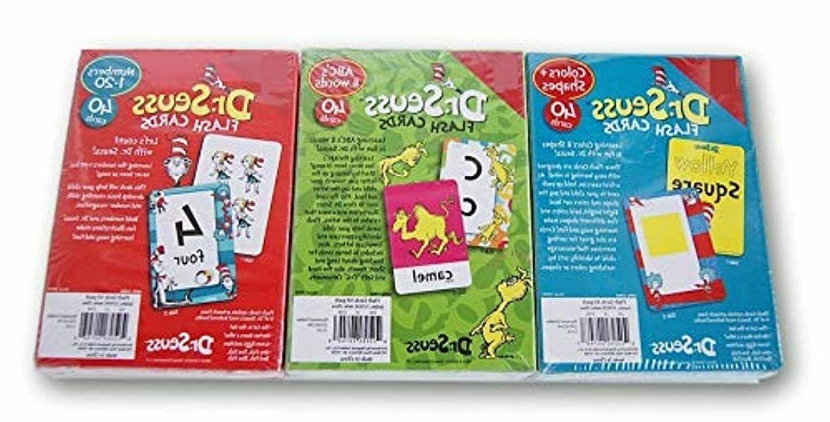 Dr. Learning Card Set ABCs & Shapes,