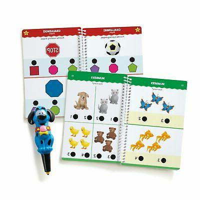 Educational Insights Hot Dots Jr. Let's Master Pre-K Math Se