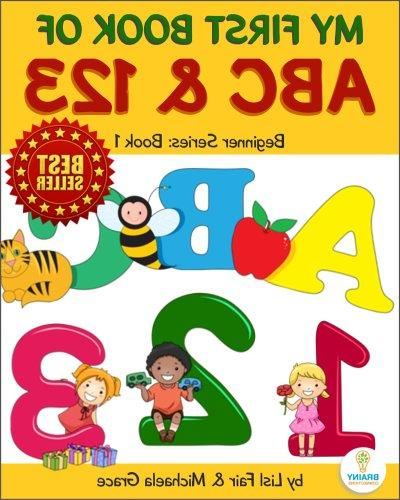 first book abc 123 educational picture young children