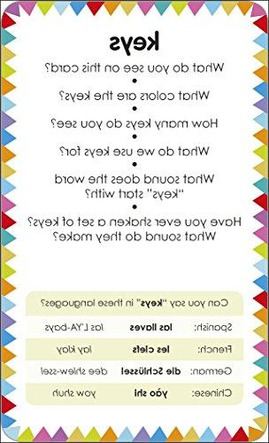 My Touch and Feel Cards: First Words