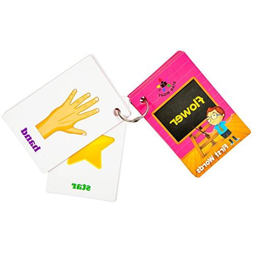 Star Right First Flash Art, Cards, Pre-K &